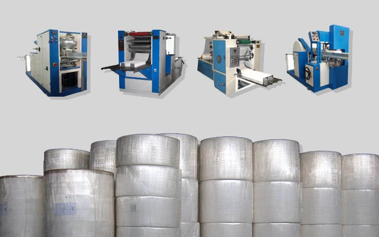 Tissue Paper and Machines